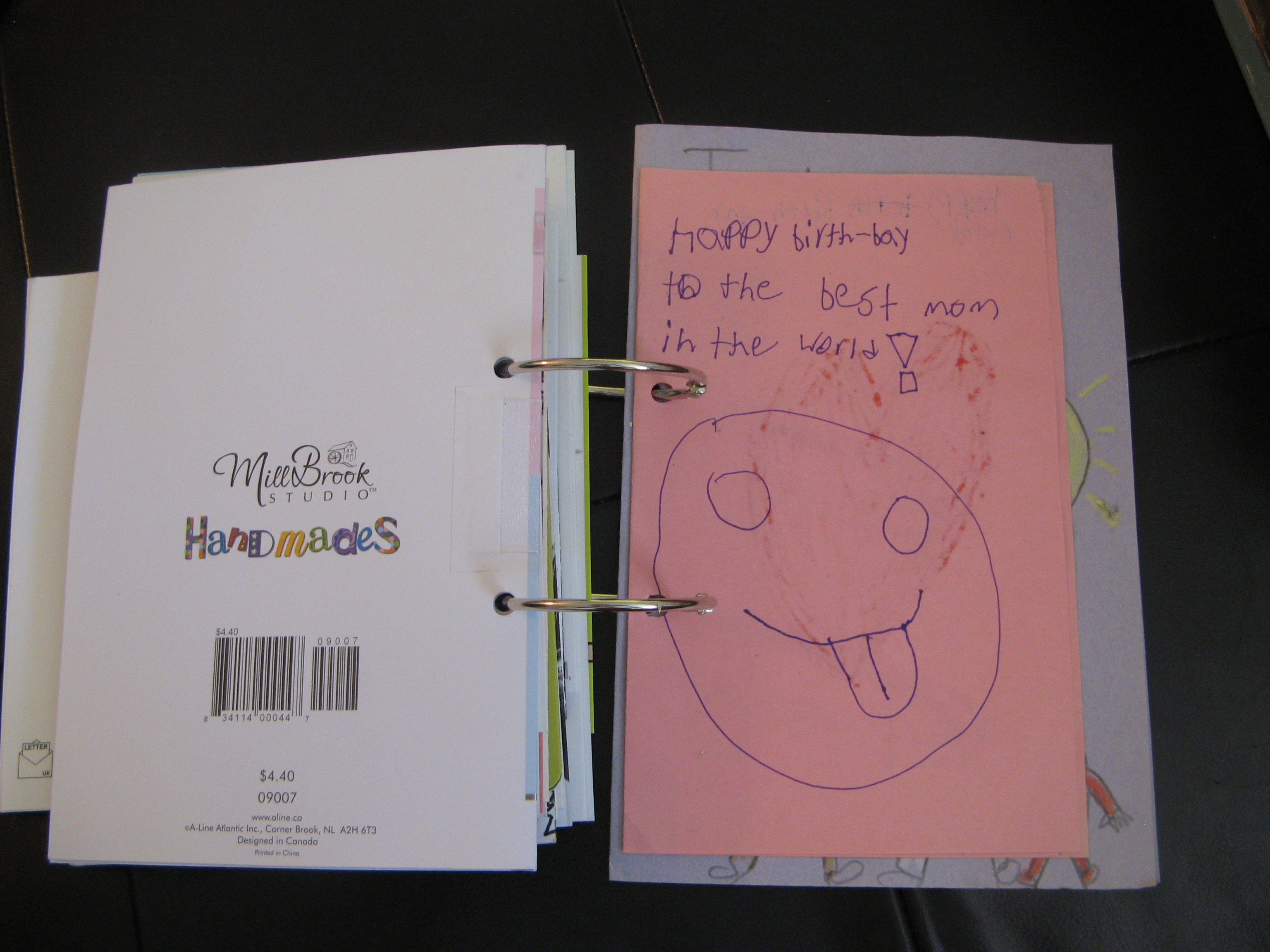 Organizing your precious greeting cards lee lees life advertisements m4hsunfo